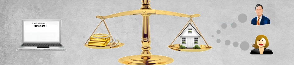 遗嘱认证、继承和信托